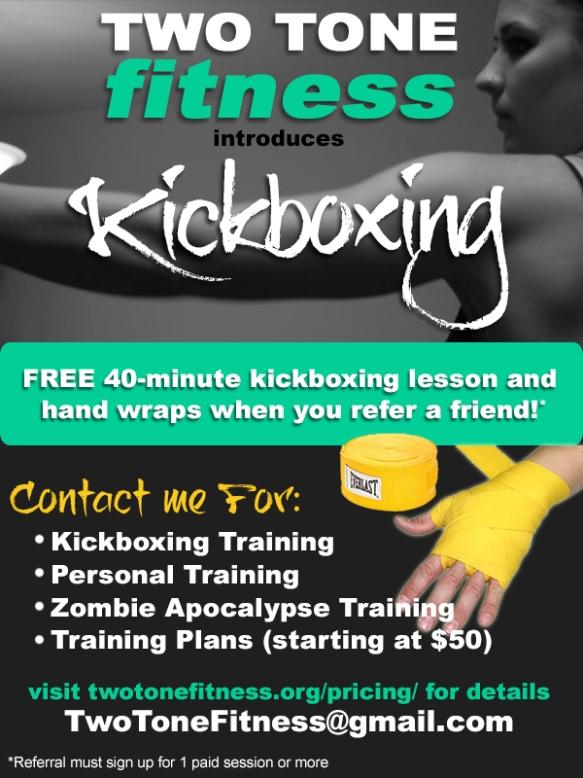 TTF-Kickboxing-Flyer